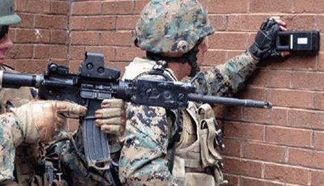 Новая разработка позволит армии Израиля видеть сквозь стены