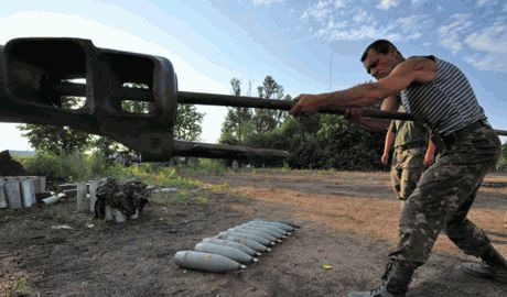 Россия направила на Донбасс диверсантов для уничтожения украинской артиллерии, – Тимчук