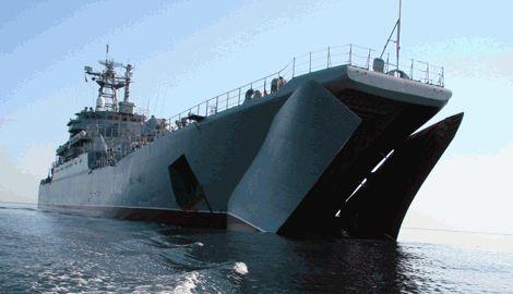 Россия готовится атаковать Украину с моря?