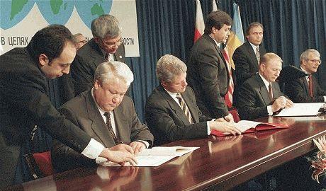Россия не хочет говорить о Будапештском меморандуме