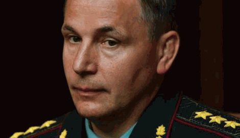 Валерий Гелетей анонсировал очищение министерства обороны Украины и генерального штаба