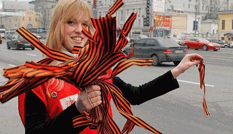 Смерти псковских десантников или износ, что заставило граждан РФ перестать носить георгиевские ленты?
