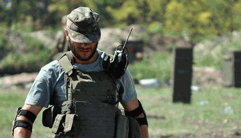 Информация об окружении батальона «Киевская русь» оказалась фейком