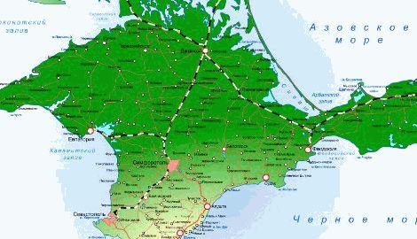 В оккупированном Крыму «власть» обчистила налогоплательщиков на 15,5 миллиардов рублей
