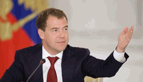 В ответ на санкции запада, Россия может закрыть свое воздушное пространство, – Медведев