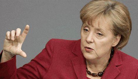 Ангела Меркель уверена, что нужно вводить новые санкции против РФ