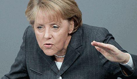 Нарушение режима прекращения огня на Донбассе обеспокоили Ангелу Меркель