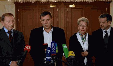 Пакт Кучмы-Путина, в Минске подписали новые договоренности