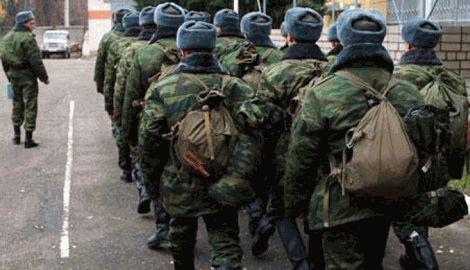 Путин объявил новый набор в российскую армию