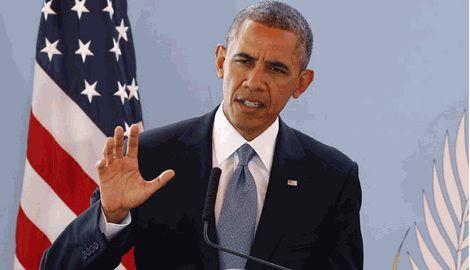 Обама, выступая в Конгрессе призвал защитить Украину от российской агрессии