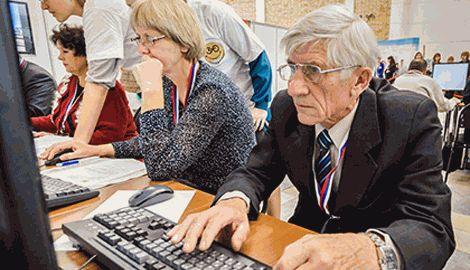 С заботой о россиянах преклонного возраста, правительство РФ решило заставить их работать