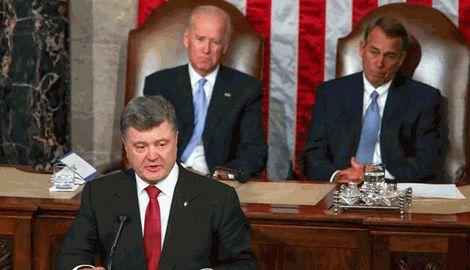 Первые результаты визита Порошенко в Америку, США вслед за Канадой выделяет на помощь Украине $53 миллиона