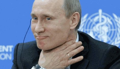 """Свою боязнь признать, что для России более выгодна интеграция Украины в ЕС, Путин прячет за маской """"сильного лидера"""", – европейские СМИ"""