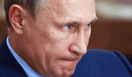 Путин обговорил с Советом безопасности «мир» на Донбассе