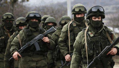 После неудачных попыток спецназа РФ, россияне решили взять Донецкий аэропорт количеством, и стягивают войска