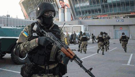 СБУ предупредила ряд терактов в Мариуполе, задержав пророссийских террористов