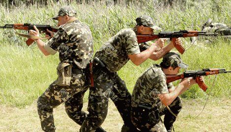В Мариуполе будет создан свой добровольческий батальон
