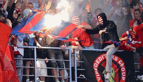 Ультрас «Спартака» осудили вывешивание флагов ДНР на стадионах во время игры