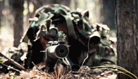 Ветераны спецназа провели сафари на оккупантов в зоте АТО