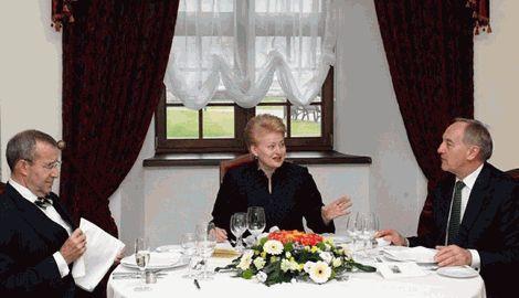 Страны балтии объединяются для защиты от вероятного нападения РФ
