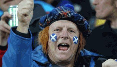 Сепаратистов ждет облом, Шотландия отказалась выходить из состава Великобритании