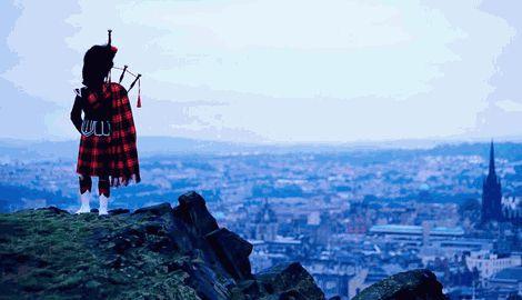 Первые результаты exit poll, Шотландия остается в составе Великобритании