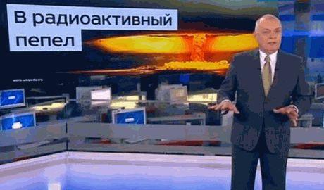 """Киселев: """"Участие в информационной войне не предполагает вранья с нашей стороны. Мы говорим правду"""""""