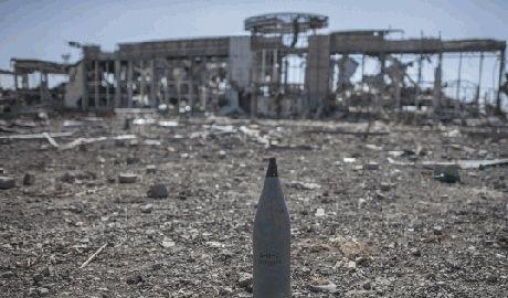 В интернете появились фото и видео уничтоженного аэропорта Луганска