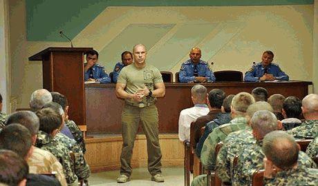 На Полтавщине создан новый батальон спецназначения – МВД ФОТО