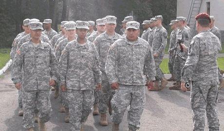Во Львовской области начались военные международные учения ФОТО