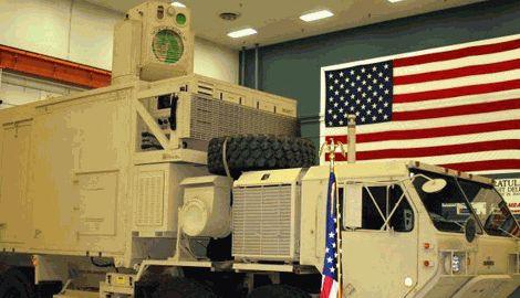 Пока РФ запугивает мир оружием времен СССР, америка испытывает лазерное оружие