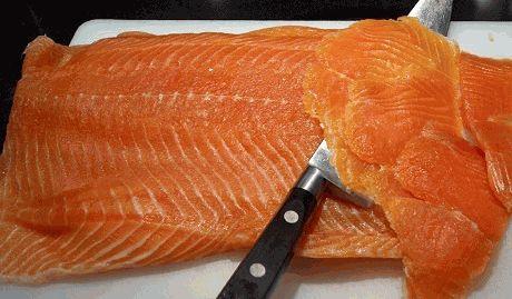 Норвегия в три раза увеличила поставки лосося в Беларусь