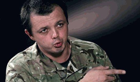 Украина должна стать Израелем в плане безопасности, — Семенченко