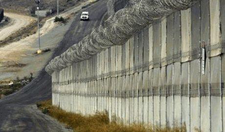 Украина начала строить оградительную стену на границе с Россией