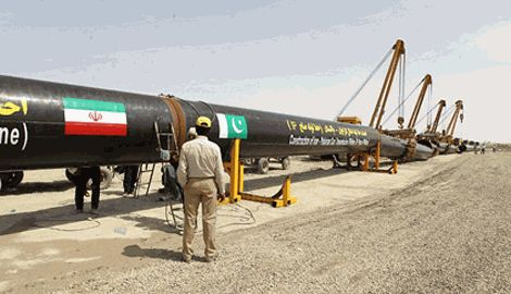 """Конец монополии """"Газпрома"""", вслед за строительством газопровода из Азербайджана в ЕС заговорили о поставках газа из Ирана"""