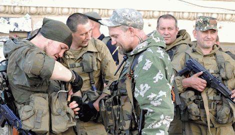 Террористы продолжают убивать военных РФ и вести войны между собой, – Тимчук