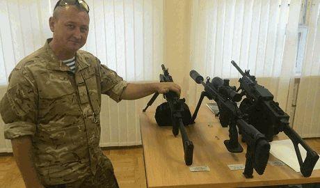Советник президента показал украинское современное оружие ФОТО