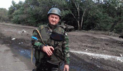 """Экс-депутат от """"Партии регионов"""", воюет на востоке в рядах батальона """"Айдар"""""""