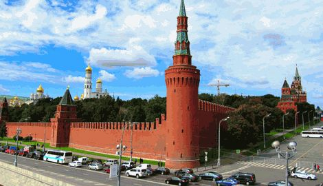 Москва уже рисует карты на которых юго-восток Украины принадлежит России