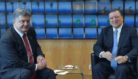 Жозе Мануэль Баррозу: Мы готовы рассматривать предложения относительно внесения изменений в соглашение об ассоциации с Украиной