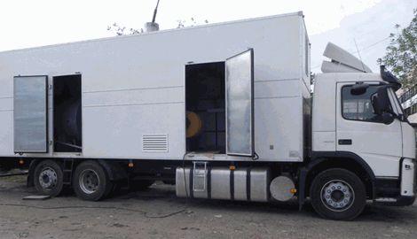 На вооружения армии РФ поступили мини Крематории, для утилизации убитых солдат