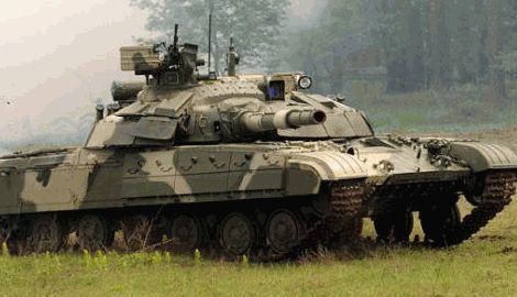 Бойцы Национальной гвардии Украины будут воевать в зоне АТО на африканских танках