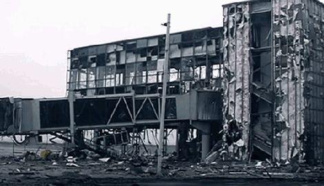 Плохой мир, в районе Донецкого аэропорта продолжаются бои, — горсовет Донецка