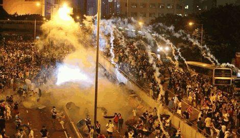 В КНР 50 тысяч китайцев объявили бессрочную акцию неповиновения