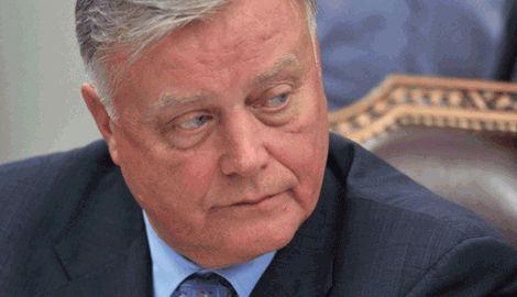 """Глава """"РЖД"""" Якунин боится давления со стороны США на торгах по покупке греческого порта """"Салоник"""""""