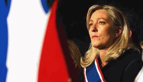 Французские националисты поднимают голову, в сенат республики впервые прошло два члена политсилы