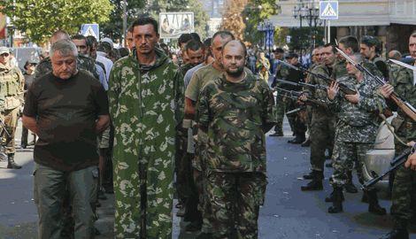 Еще 73 украинских силовика освобождено из плена террористов, – Святослав Циголко
