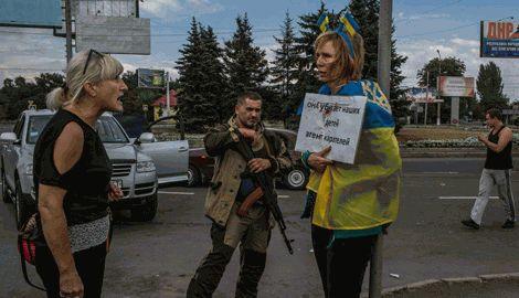 Россияне поддерживают политику Путина, потому что ненавидят украинцев, которые всегда жили лучше за них