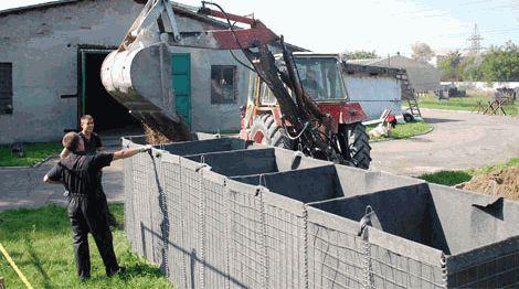 По стандартам НАТО, в Украине начали изготавливать сборные блокпосты