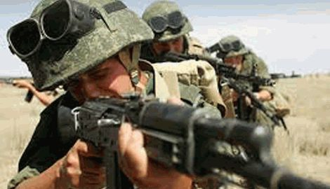 Оккупационные войска РФ на подконтрольных территориях ввели расстрелы